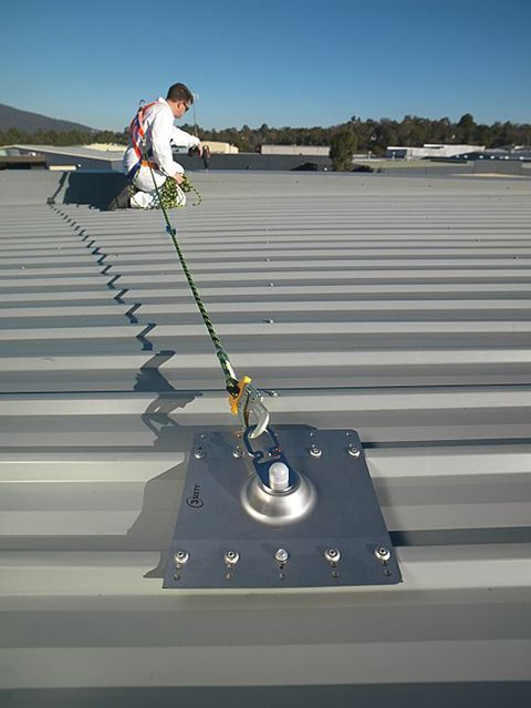 Sayfa 3 Sixty Permanent Fall Arrest Roof Anchor Points