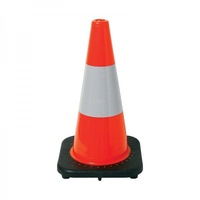 450mm Orange Reflective Heavy Duty Traffic Cones