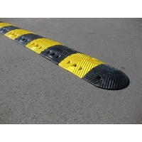 Rubber Speed Humps - 500mm long