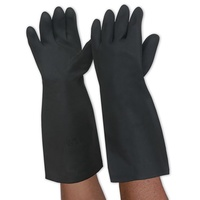 Black Knight Latex Gloves