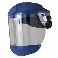 Blue Eagle Faceshield - Clear
