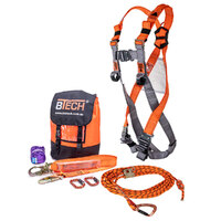 Budget Roof Workers Harness Kit