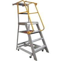 Order Picking Ladder 1.2M
