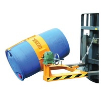 Forklift Geared Drum Rotator