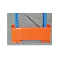 Pallet Rack End Protector - Single Bay