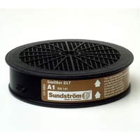 Sundstrom SR217 - Gas Filter A1