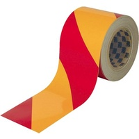 Transport Tape - Class 2 Red & Yellow