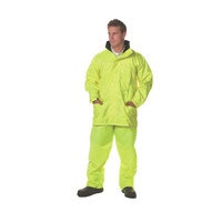Hi Vis Rain Jacket & Pants Set