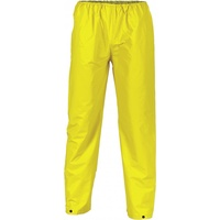 Yellow PVC Rain Pants