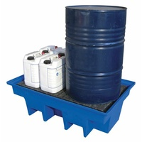 4 in Line Spill Pallet