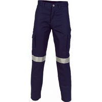 Cargo Drill Pants - Reflective
