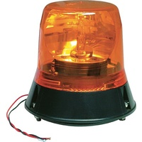 12/24 volt Rotating Beacon - Bolt on - 12 Volt