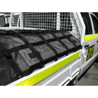 Safeguard Cargo Net - Dual Cab Size: 2.43mm x 2.43mm