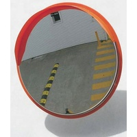 Stainless Steel Traffic Mirror - 800mm