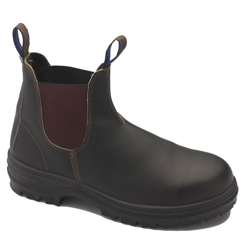Blundstone 140 Elastic Sided Safety Boot  - 10