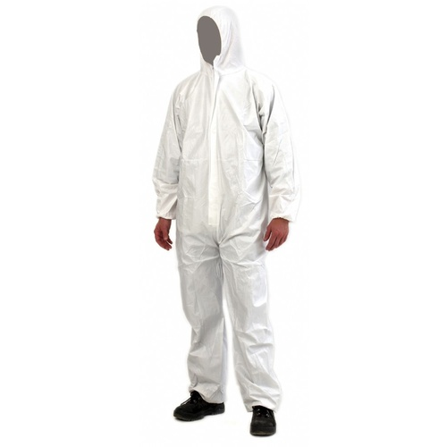 Tyvek Disposable Coveralls - S