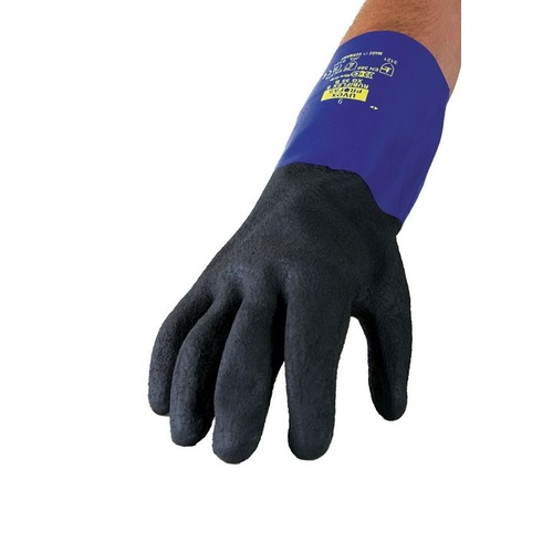 Uvex Rubiflex XG Chemical Gloves - 7