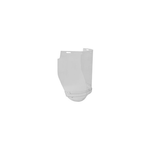 UniSafe Polycarbonate Chinguard Visor - Clear