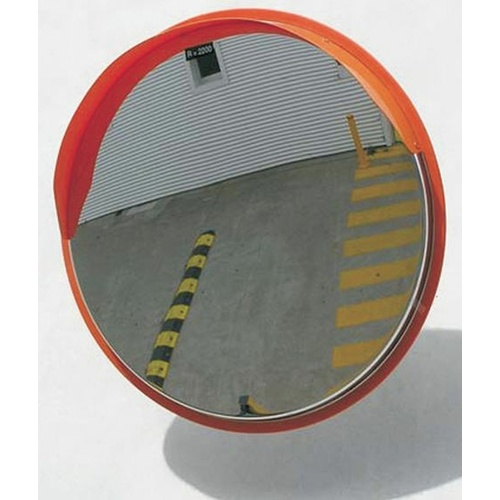 Stainless Steel Traffic Mirror - 1000mm