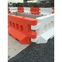 Heavy Duty Water Filled Barrier