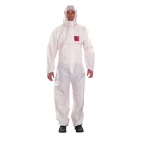 Microguard® 1500 Plus Fire Retardant Disposable FR Coveralls Blue