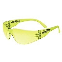 Red Belly Safety Glasses - Amber
