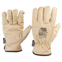 ProChoice® Riggamate® Winter Lined Glove - Pig Grain Leather Large