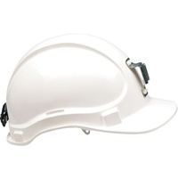 Exoguard™ Premium Miners Hard Hat - Vented with Lamp Bracket
