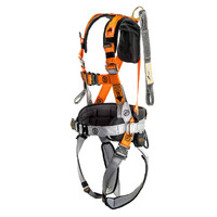 Full Body Construction Harness 1107 ERGO