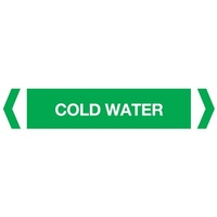 Cold Water Pipe Marker (10 Pack)
