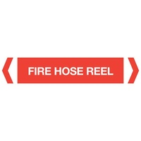 Fire Hose Reel Pipe Markers