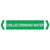 Chilled Drinking Water Pipe Marker (Pack of 10)
