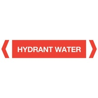 Hydrant Water Pipe Marker (Pack Of 10)