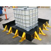 2M x 2M Collapsible Spill Control Bunding PVC