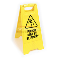 Floor May Be Slippery Safety Sign