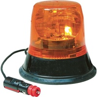 12/24 Volt Rotating Beacon - Magnetic Base