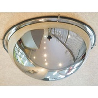 Dome Indoor Convex Safety Mirror - 700mm