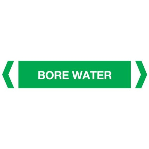 Bore Water Pipe Marker (Pack of 10)
