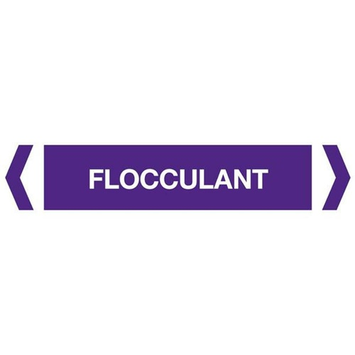 Flocculant Pipe Marker (Pack Of 10)